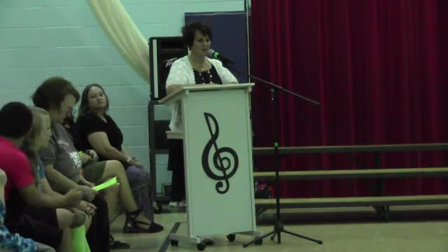 5th Grade Celebration May 24, 2016 Part 1