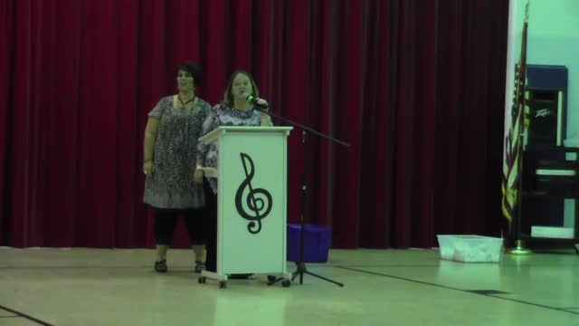 Awards Day Celebration May 25, 2016  part 2