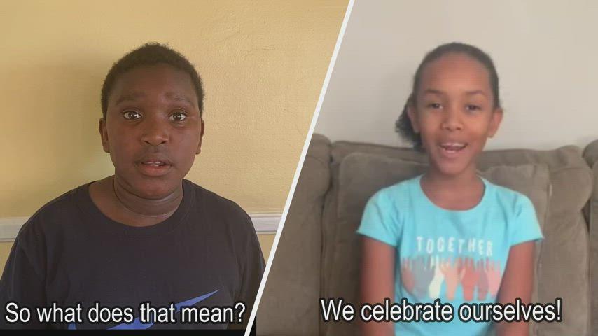 Black History Month Intro Video