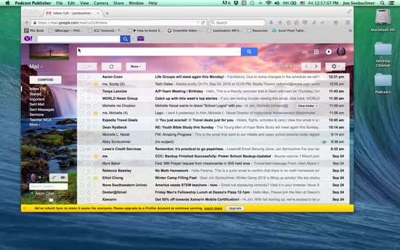 How to Adjust GMail