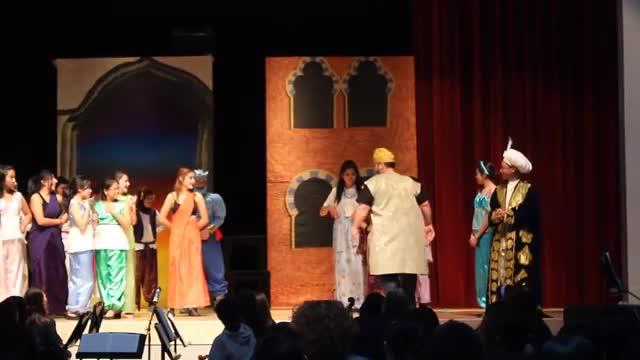 Mr. Owens in Aladdin