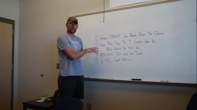 Grade Clarification Video