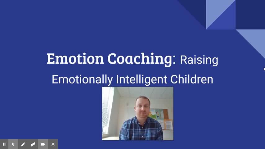 Emotion Coaching: Raising Emotionally Intelligent Children