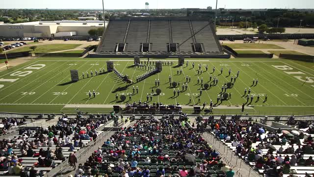 2019 Marching Show- The Raven