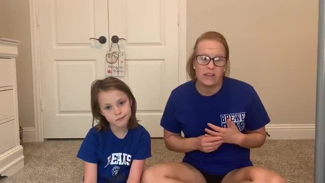 WSISD's Mental Health Counselor Lauren Vines and her daughter, Paisley, will demonstrate how you can use simple breathing techniques to control emotions such as anger and frustration.
