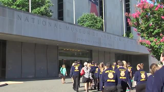 FFA in the Smithsonian