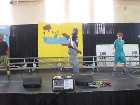 Can Coach Marshall Dance?
