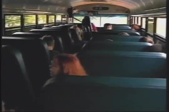 State Bus Safety Video for Grades 6-12