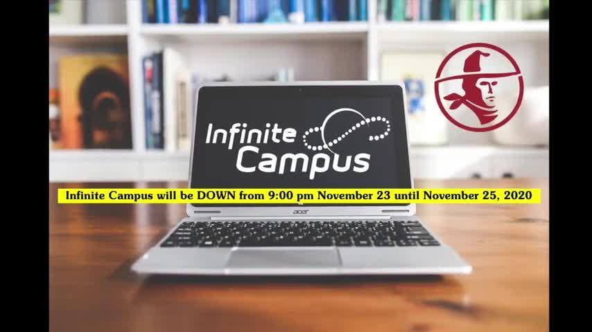 Este video explica cómo restaurar su aplicación móvil Campus Parent después de la actualización de Infinite Campus de noviembre de 2020.