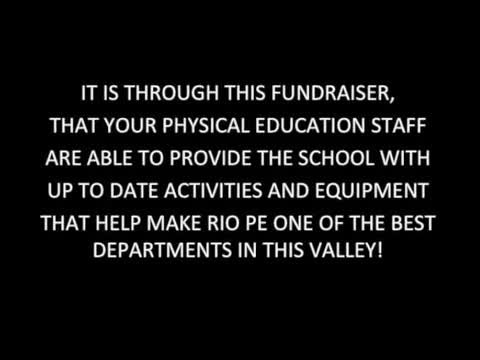 Video of River Hawk Walk Fundraiser Promotion