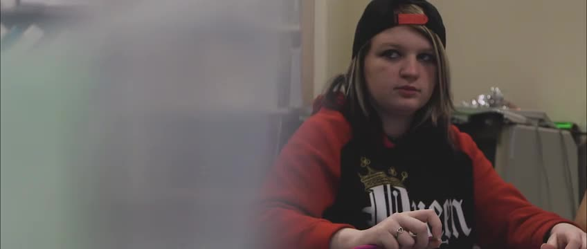 Myranda Beauregard, Dishman Hills High School Student