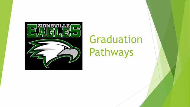 Zionsville Eagles Graduation Pathways